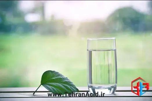 تقطیر آب گیاهان
