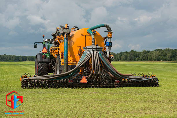 کاربرد آمونیاک در صنعت کشاورزی
