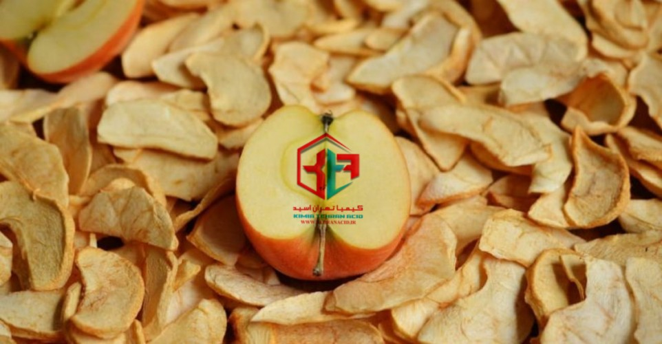 متابی سولفیت در میوه خشک