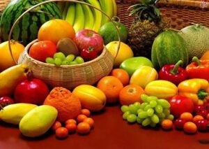 بهبود کیفیت میوه با کلرید کلسیم