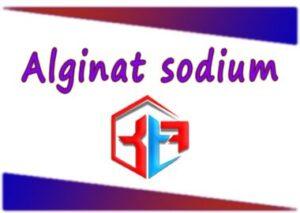 کاربردهای آلژینات سدیم