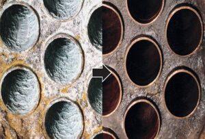 جرم گیری فلزات با استفاده از فروکلین