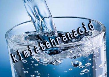 مشخصات آب دیونیزه
