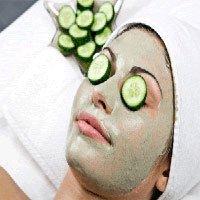 ماسک خیار و گلیسیرین و خواصش برای پوست